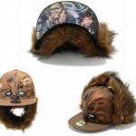 chewbacca star wars hat