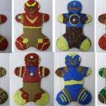 comic megaman gingerbread