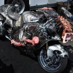 cool predator motorcycle design