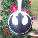 cool star wars felt ornament