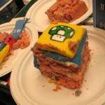 cool tetris game cake
