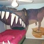 dinosaur-bed