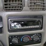 fake car stereo diy 2