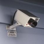 fake security camera surveillance