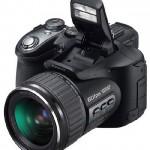 fastest digital camera