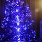 geeky led tree