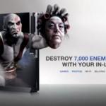 god of war ps3 ad