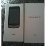 google nexus one android phone