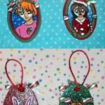 ichigo rukia ornament