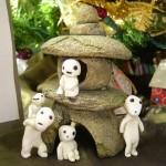 kodama handmade ornament
