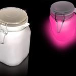 lamp sun jar