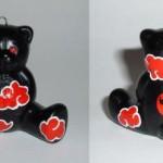 naruto itachi teddy bear ornament
