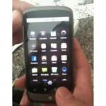 nexus one google android phone image
