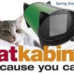 pet cat cabin