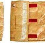 postal envelope laptop sleeve