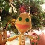 sackboy gingerbread