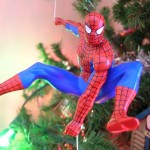 spiderman christmas ornament decoration