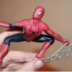 spiderman ornament