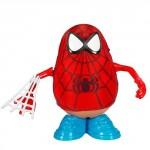 spiderman potato head toy
