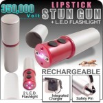 spy lipstick gun