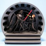 star wars action confrontation ornament
