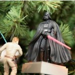 star wars action force ornament