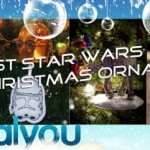 star wars christmas ornaments collection 2009