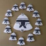 star wars clone gingerbread