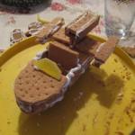 star wars luke speeder gingerbread