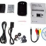 Button Pinhold Video Spycam 2