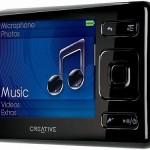 Creative Zen 16 GB Portable Media Player 5