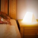 Night Light bookstand 1