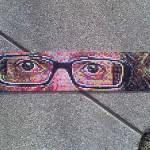 Perler Mosaic The Eye
