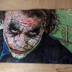 Perler Mosaic The Joker