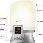 Philips Light Radio Alarm