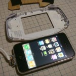 Touchscreen Game Boy Advance converted into an iPhone-1