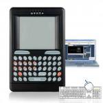 Wireless Keyboard Touch Pad 1