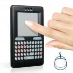 Wireless Keyboard Touch Pad 2