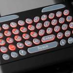 Wireless Keyboard Touch Pad 4