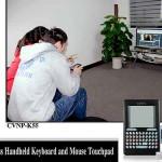 Wireless Keyboard Touch Pad 5
