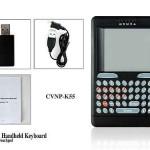 Wireless Keyboard Touch Pad 7