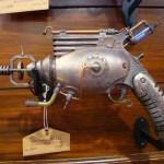 annhilating steampunk weapon