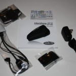 bluetooth helmet headset blueant f4 contents