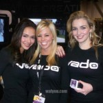 ces 2010 hot girls image 6