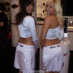 ces 2010 hot girls image 7