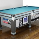 chic pool executive table