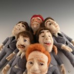 conan obrien and guests dolls