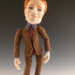 conan obrien felt doll