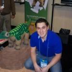 dinosaur robot by pleo