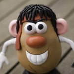 funny rambo potato head